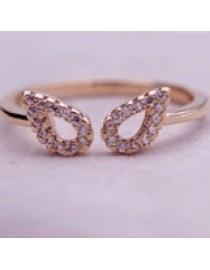 Оригинальное кольцо с добавлением позолоты , , 690 р., 226, , Кольца