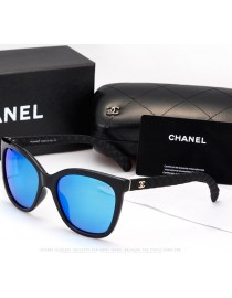 Очки Chanel голубые, , 2 300 р., 289, , Очки
