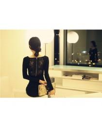 Платье Elegant black, , 2 300 р., 284, , Повседневные платья