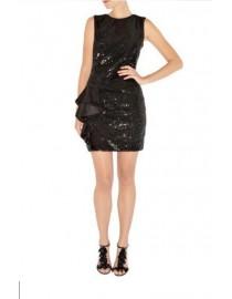 Шикароное черное платье Karen Millen , , 3 400 р., 252, , Повседневные платья