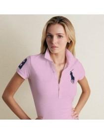 Поло розовая, , 1 600 р., 190, Polo Ralph Lauren, Женские