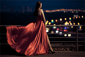 Вечерняя мода