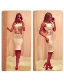 Обтягивающее платье ...