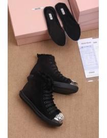 Ботинки черные, , 6 800 р., 293, , Кеды