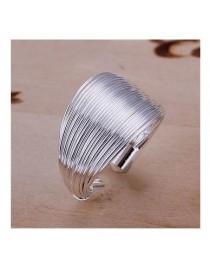 Браслет с серебряным покрытием, , 600 р., 129, , Кольца