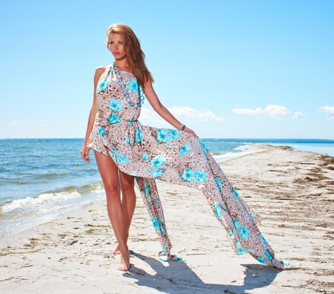 Асимметричные платья